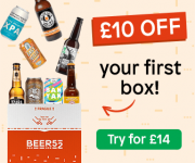 Beer52 £10 off your first order
