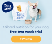 Tails  Dog Food  two week free trial