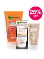 25% Off Garnier Skincare Products