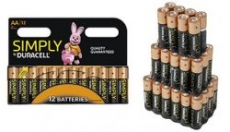Duracell batteries £4.99