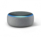 AMAZON Echo Dot (2018) – Heather Grey